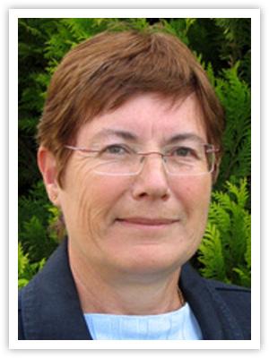 Danièle Coutant, troisième adjointe de la Mairie de Combleux