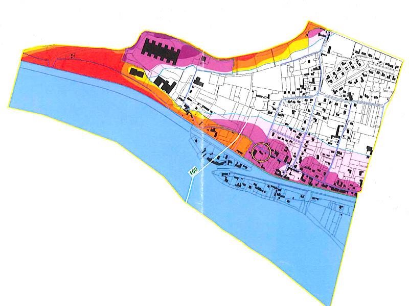 PPRI plan zonage